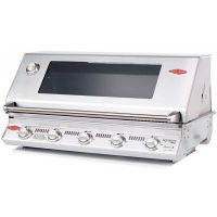 S3000S 5 Burner Built in Barbecue Only (Stainless Steel Pack) - Beefeater