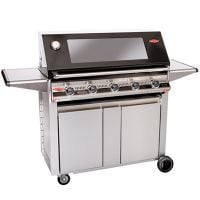 S3000E Series - 5 Burners BBQ  with 'Designer Cabinet' Trolley - Beefeater