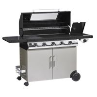 1100E 5 Burner Barbecue Complete Set - BeefEater