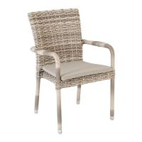 Alexander Rose Kool Stacking Armchair