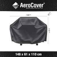 AeroCover Large Gas BBQ Cover