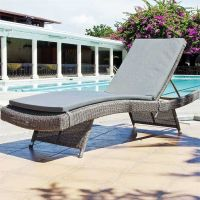 Alexander Rose Monte Carlo Adjustable Sun Lounger