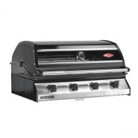 Discovery 1000S Series 4 Burner Built-In Gas BBQ