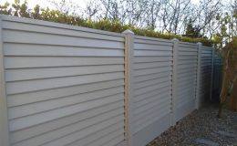 Goosewing Grey Fence (1.5m Length x 1.8m Height Per Panel)