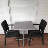 Ibiza City Square Folding Bistro Set