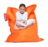 The Junior Bean Bag Orange - Fatboy