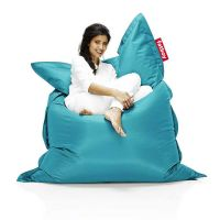 The Original Bean Bag Turquoise Orange - Fatboy