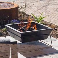 Redfire Fire Pit Reso Industrial 60cm