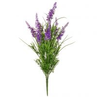Grass Mix With Purple 44cm